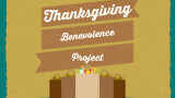 Thanksgiving Benevolence Project