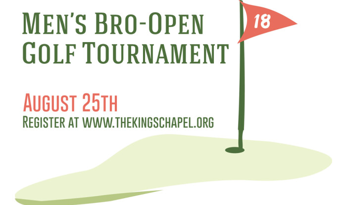 The King's Men 2nd Annual Bro-Open Golf Tournament