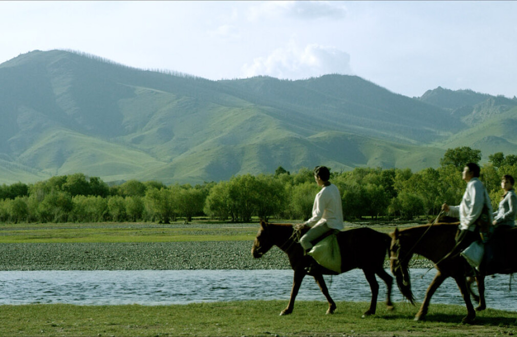 Once Upon a Time in Mongolia